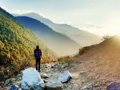 Bholebaba Trekking
